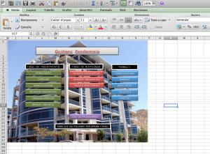 Gestione Condominio con Excel