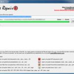 Riparare i file danneggiati