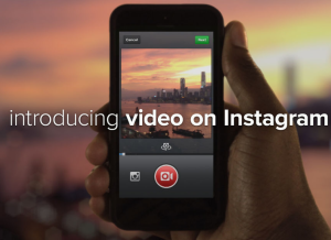 Video con Instagram