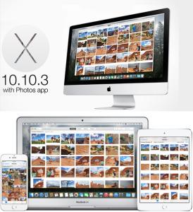 Mac OS X Yosemite 10.10.3