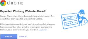 Google si attrezza contro il pishing
