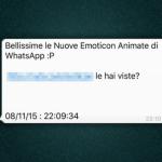 Nuovo Virus su WhatsApp, messaggi con truffa